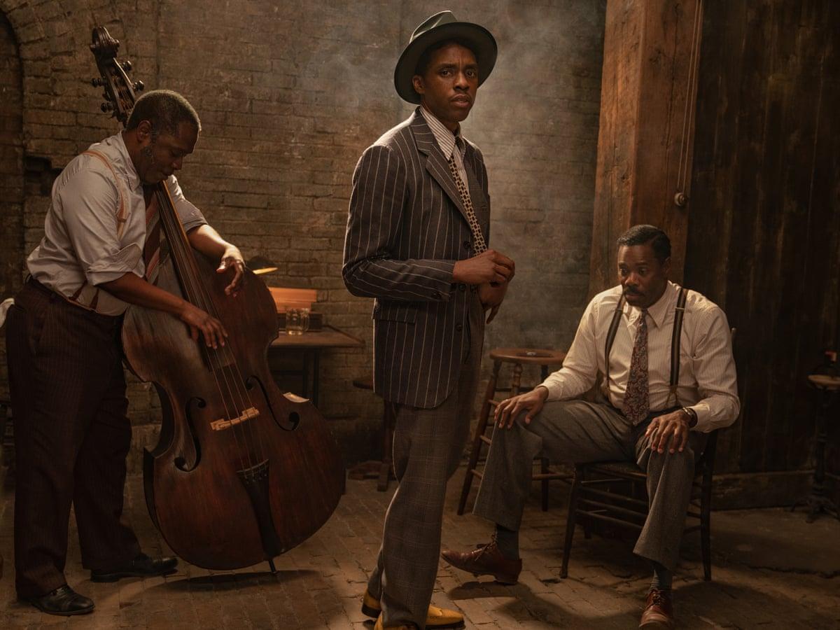 "Chadwick Boseman Kembali di Film Terakhirnya, ""Ma Rainey's Black Bottom"""