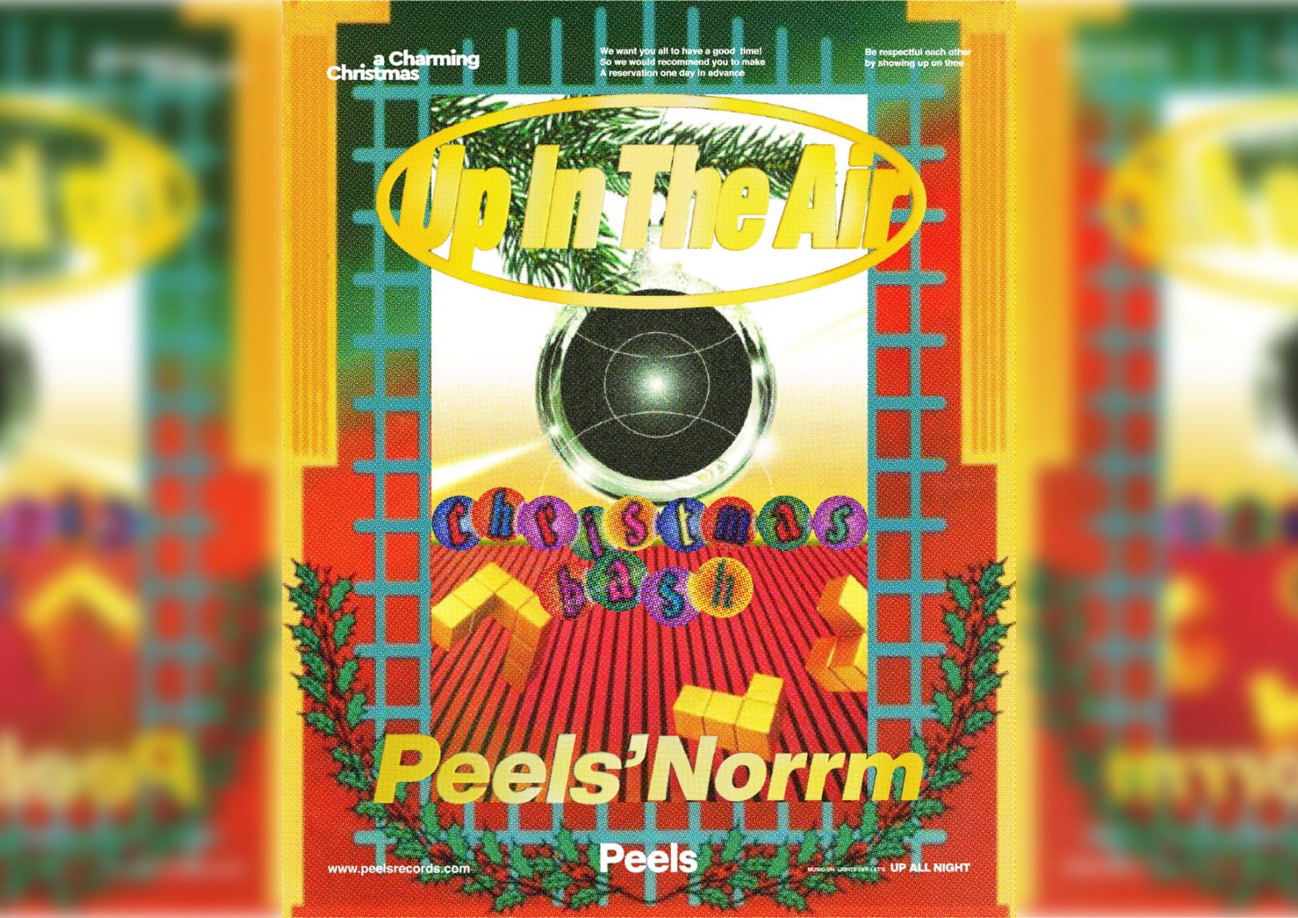 Merayakan Natal dengan Siaran Radio Spesial dari Peels Records & Norrm Radio