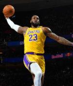 LeBron James Dinobatkan Sebagai Atlet Terbaik Tahun Ini Menurut Majalah TIME
