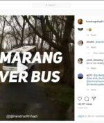 Bus Amfibi Beroperasi Di Semarang Tahun Depan!