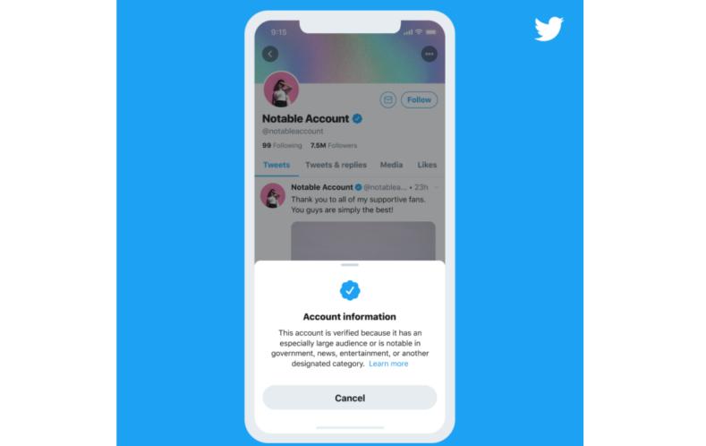 Twitter Akan Beri Label Pada Akun Bot Mulai 2021