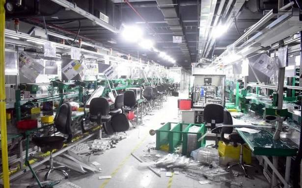 Pabrik iPhone Dirusak Pegawai, Apa Alasannya?