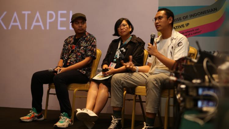 Katapel Jakarta: Solusi Pemprov DKI Jakarta untuk Komersialisasi Produk Kreatif Berbasis Kekayaan Intelektual