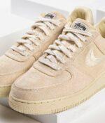 Kolaborasi Stüssy x Nike Hadirkan Siluet Air Force 1