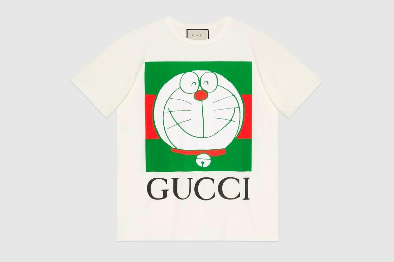 Doraemon Kolaborasi dengan Gucci untuk Rayakan Tahun Baru Imlek 2021