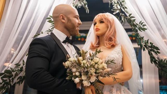 Robot Seks Jadi Pengantin dan Menikah dengan Aktor Kazakhstan, Begini Ceritanya!