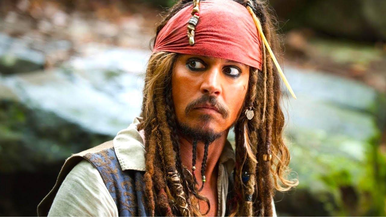 Johnny Depp Tak Akan Perankan Captain Jack Sparrow Lagi