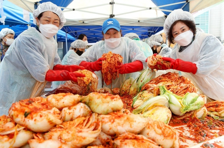 Kimchi Picu Perseteruan Korea Selatan dan China, Kok Bisa?