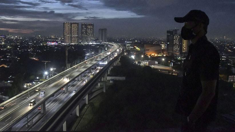 PSBB Transisi Jakarta Diperpanjang, Bisa Sampai Akhir Bulan Januari?