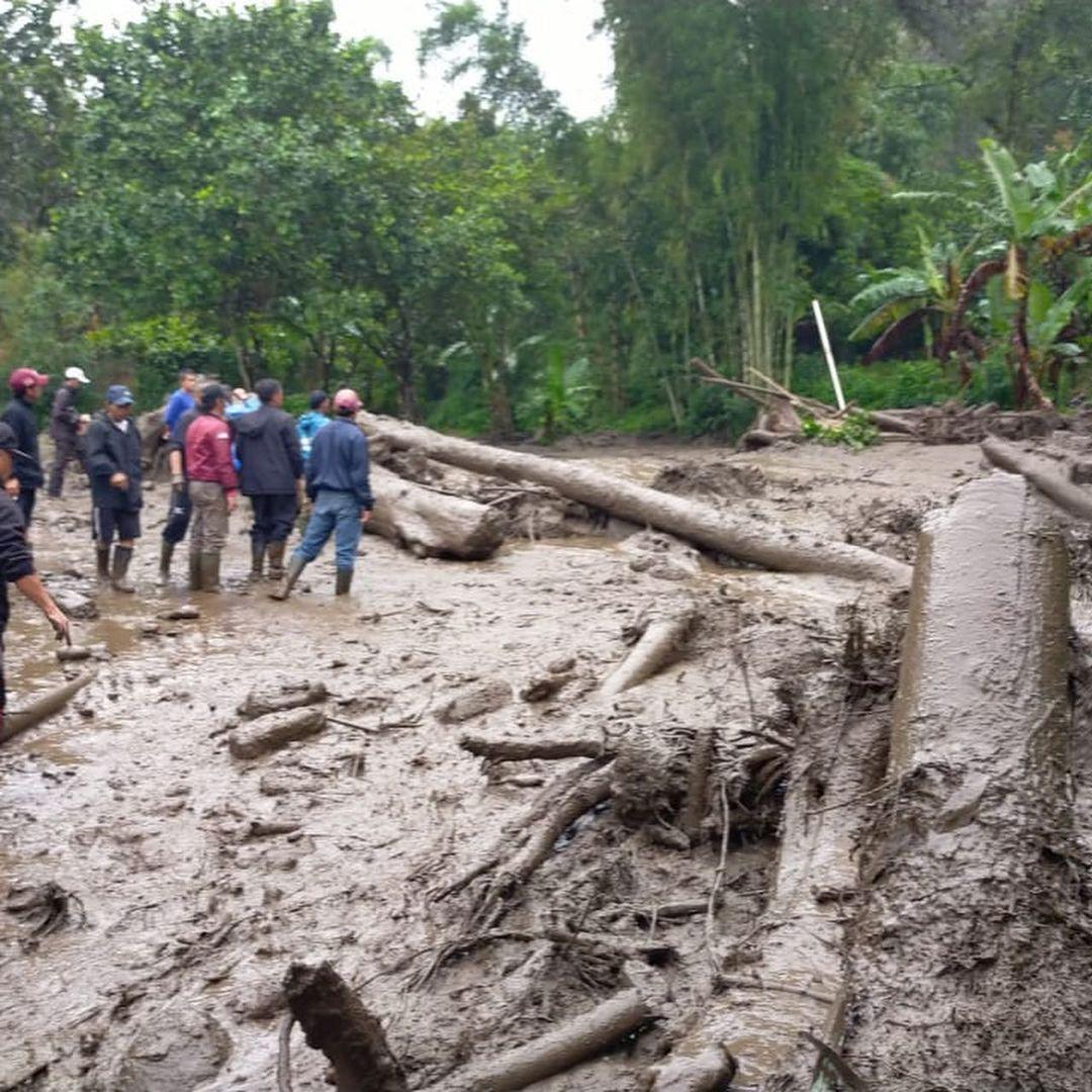 Banjir Bandang Terjang Bogor, 474 Warga Dievakuasi