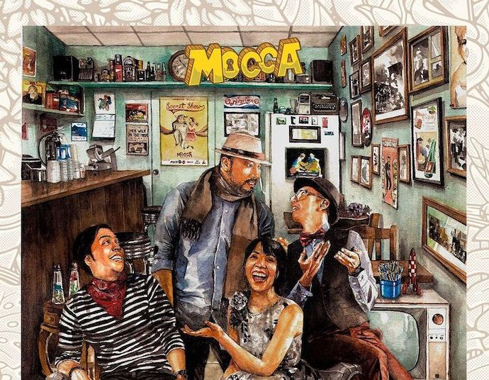 Mocca Rilis Album Baru untuk Rayakan 21 Tahun Bermusik