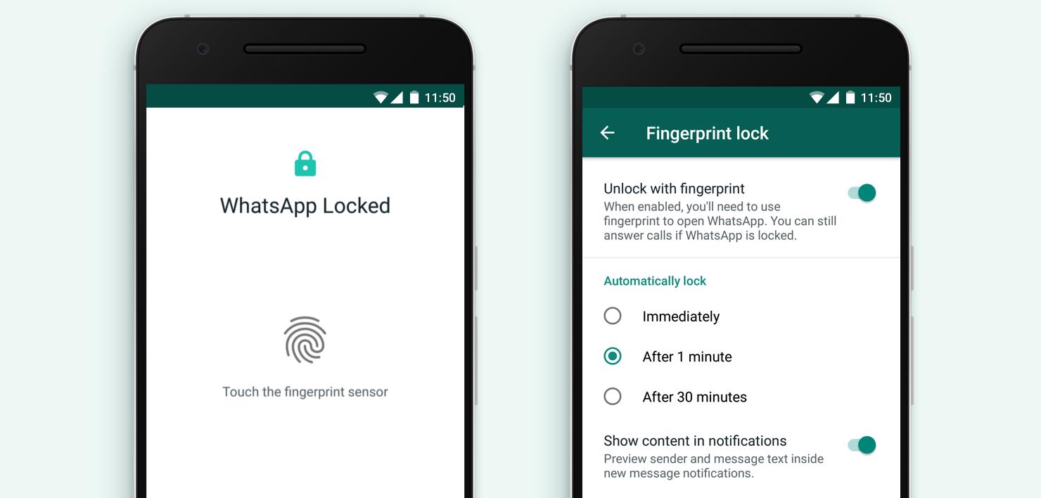 WhatsApp Web Akan Gunakan Pindai Sidik Jari dan Wajah Untuk Login