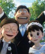 Stand By Me Doraemon 2: Nobita dan Shizuka Akhirnya Menikah?