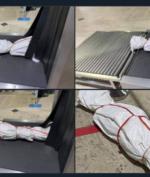 Benda Misterius Ditemukan di Tempat Pengamnilan Bagasi Bandara, Ternyata Ini Isinya!