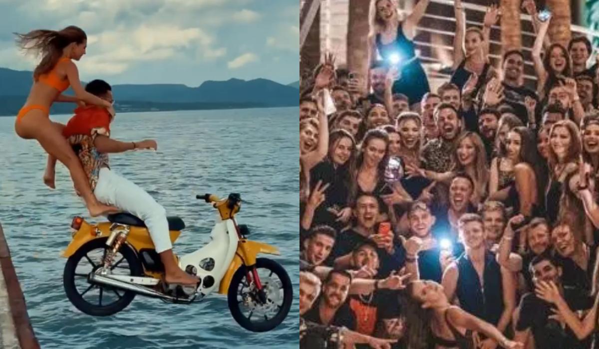 Sergey Kosenko, Influencer Rusia yang Buang Motor di Pantai Bali Akhirnya Dideportasi
