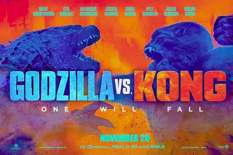 Godzilla vs Kong Rilis Mei 2021! Di Bioskop Atau Via Streaming?