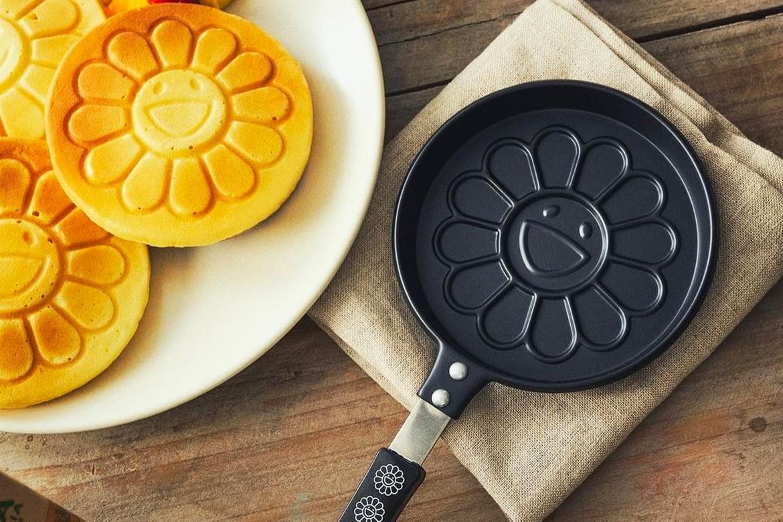 """Pancake Pan """"Flowers"""" Takashi Murakami Ludes Saat Pre-Order!"""