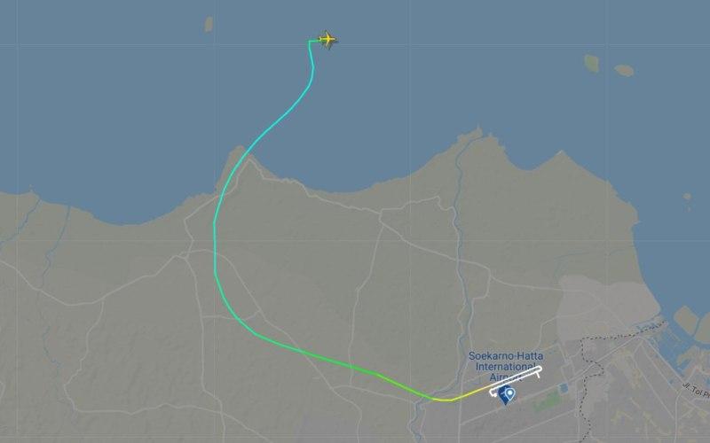 Pesawat Sriwijaya Jatuh: Apa yang Terjadi Sejauh Ini
