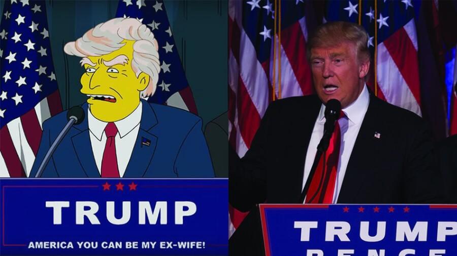 10 Prediksi The Simpson yang Jadi Kenyataan; Dari Donald Trump, Game of Thrones Hingga Krisis 2020!