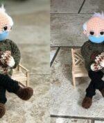 Boneka Bernie Sanders Ini Terjual Hingga Rp572 Juta Setelah Meme-nya Viral