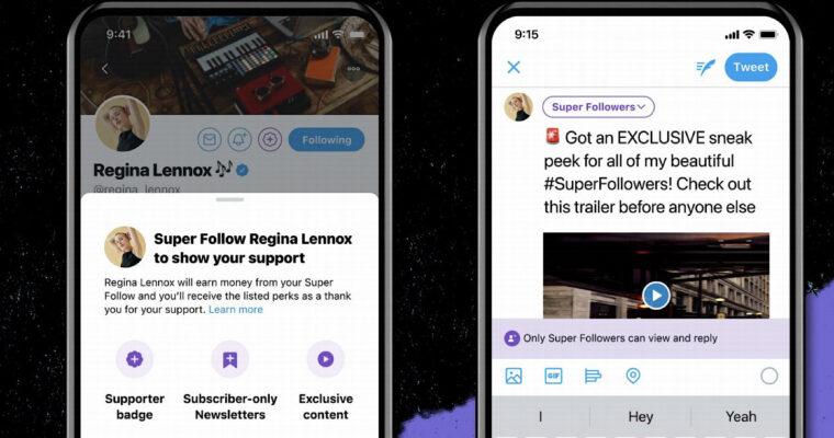 Super Follow, Fitur Berbayar Terbaru Twitter! Apa Fungsinya?