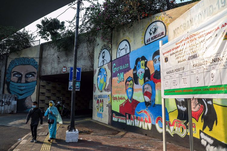 Lockdown Jakarta Akhir Pekan Disebut Epidemolog Kurang Efektif