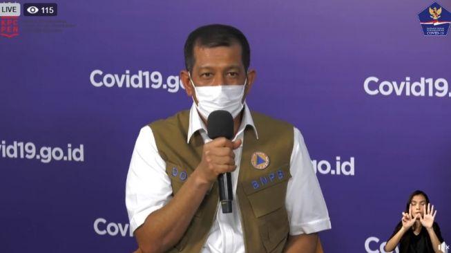 Indonesia Bebas Covid-19 pada 17 Agustus, Begitu Target Satgas