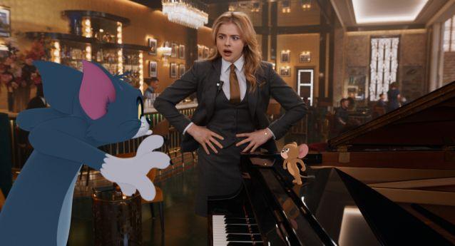 Chloe Moretz: Aktor yang Lebih Baik Setelah Syuting Tom and Jerry