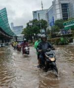 Hujan Deras, Peringatan Dini BMKG: Jakarta Siaga Banjir