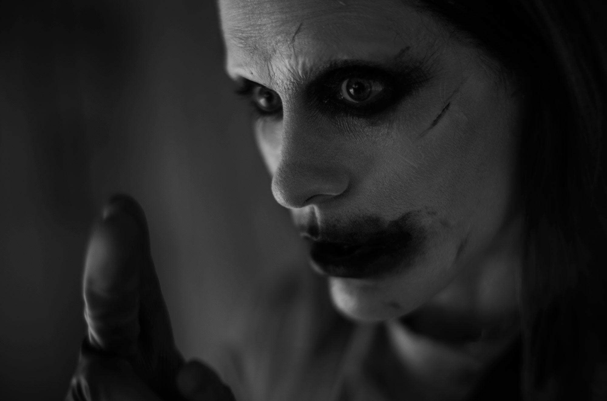 Joker Jared Leto Punya Tampilan Baru di Justice League Snyder Cut