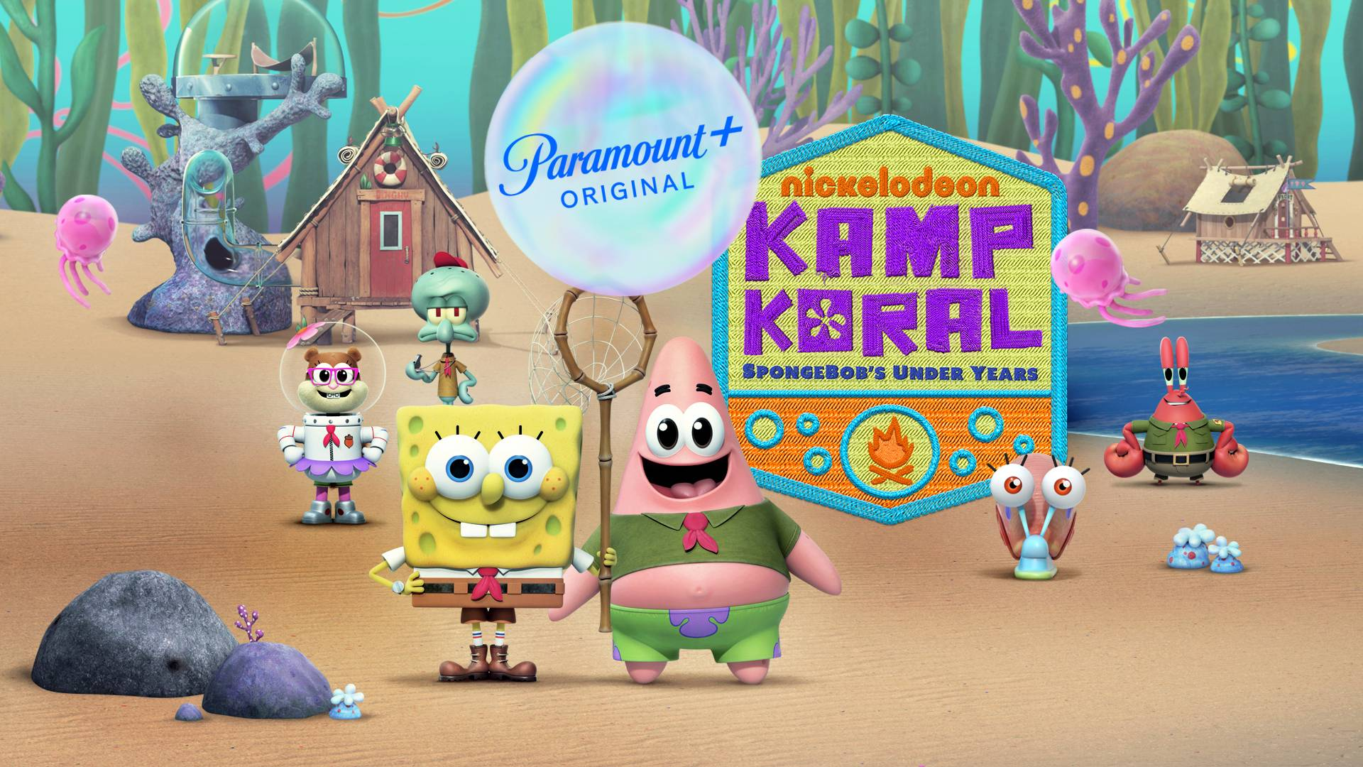 Kamp Koral SpongeBob spinoff