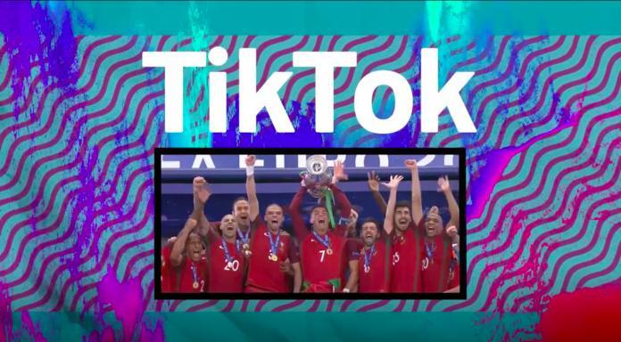 TikTok Resmi Jadi Sponsor Piala Eropa 2020 yang Digelar 2021