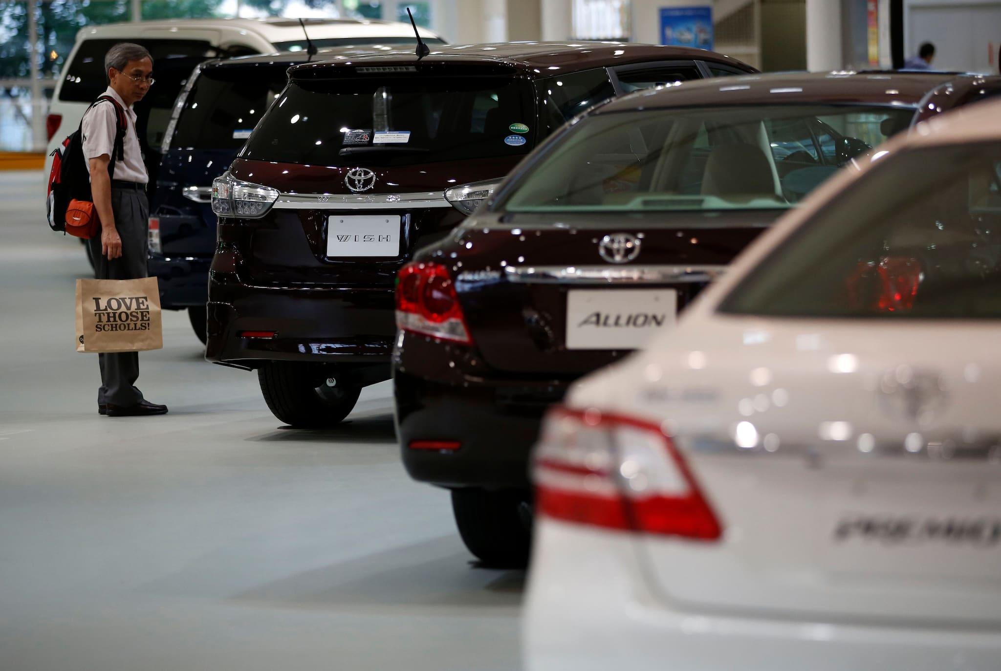 Pajak Mobil Baru Nol Persen Jadi Strategi Hadapi Pandemi
