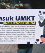 Influencer Punya Jalur Masuk Mahasiswa Khusus di Perguruan Tinggi Ini