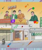 "Laleilmanino Kolaborasi dengan Baso Aci Akang, Hadirkan Single ""Sayang"""