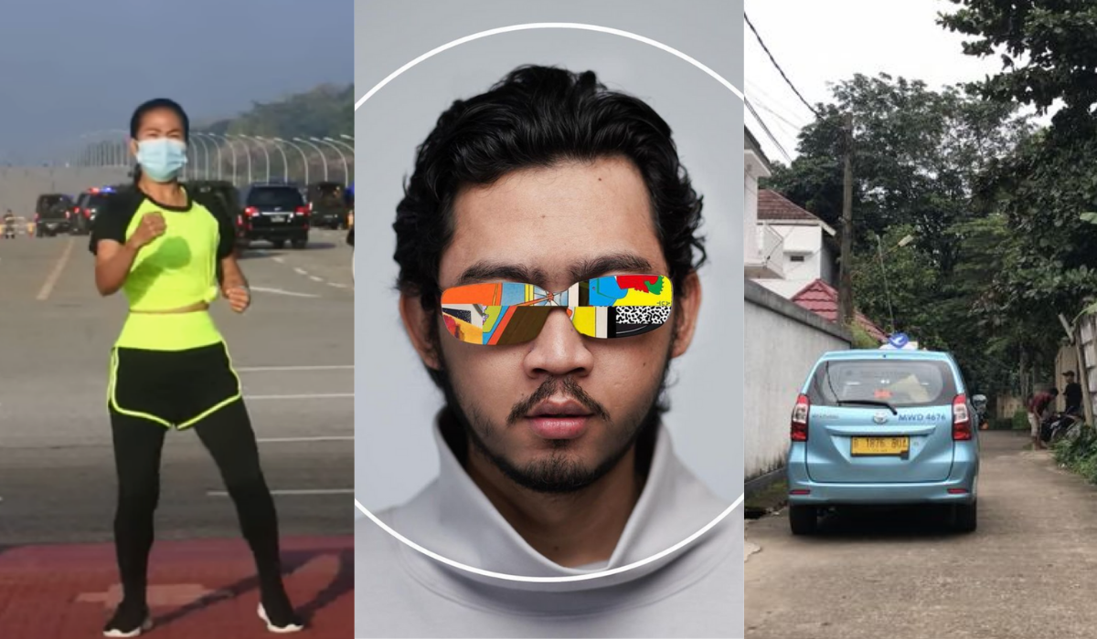 "Viral of the Week: Pamungkas Curi Karya, Hingga Lagu ""Ampun Bang Jago"" di Kudeta Myanmar"