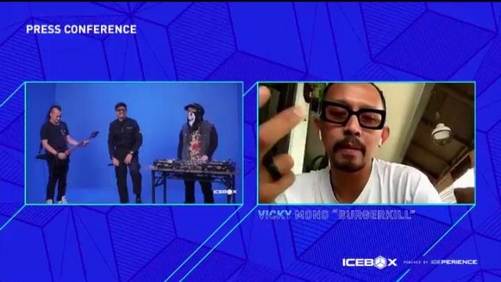 ICEPERIENCE.ID Hadirkan ICEBOX, Sarana Kolaborasi Musik Lintas Genre