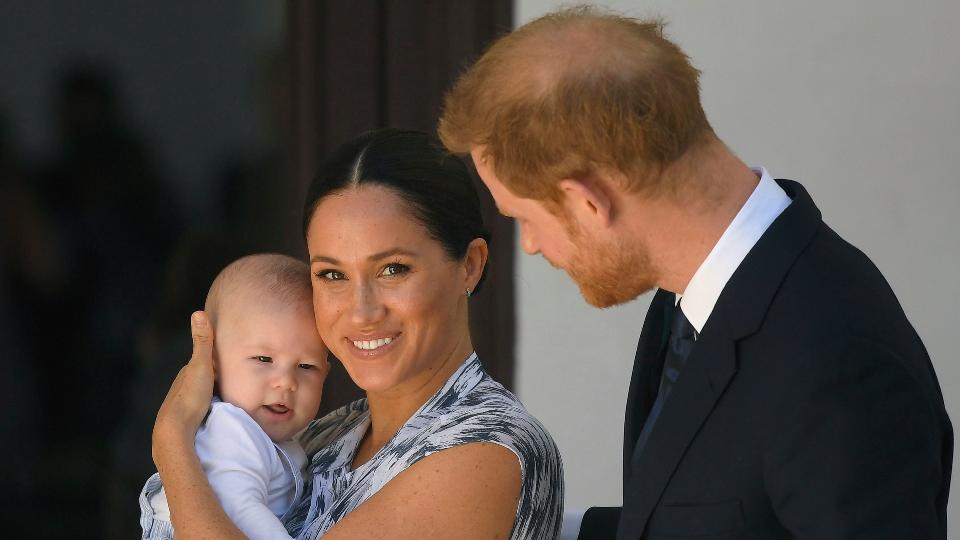 Pangeran Harry dan Meghan Markle Menantikan Anak Kedua