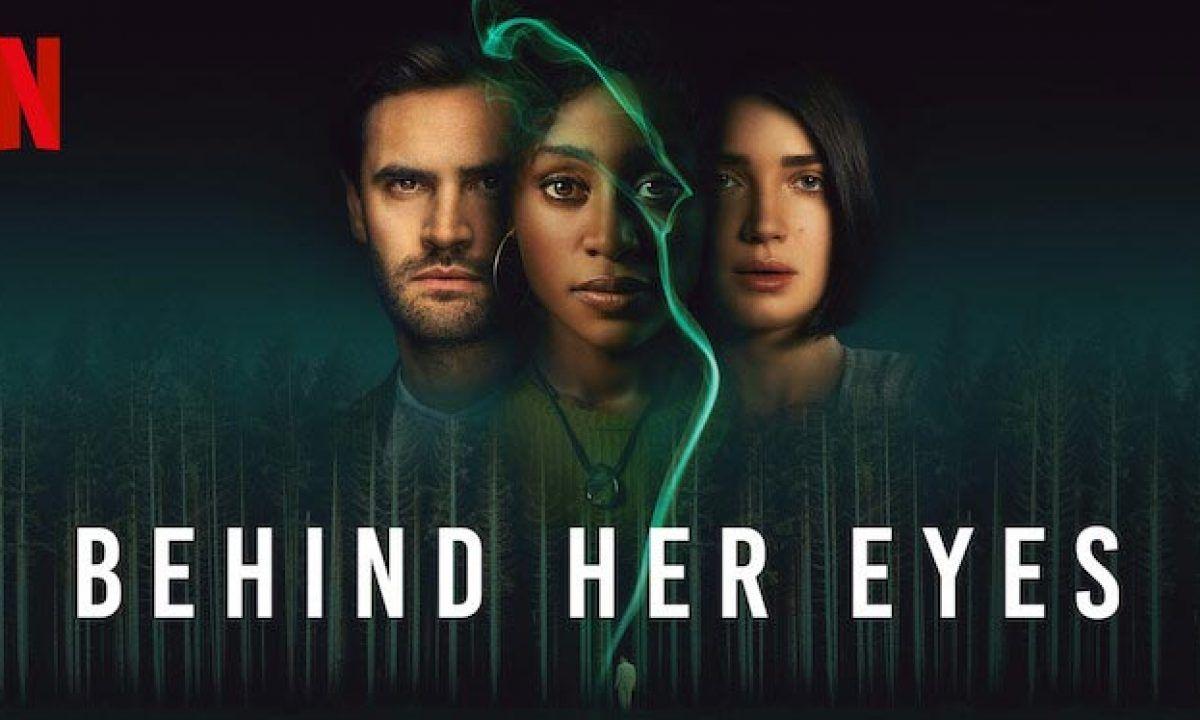 Behind Her Eyes Poster