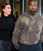Surat Gugatan Cerai Kim Kardashian Bikin Kanye West Sedih