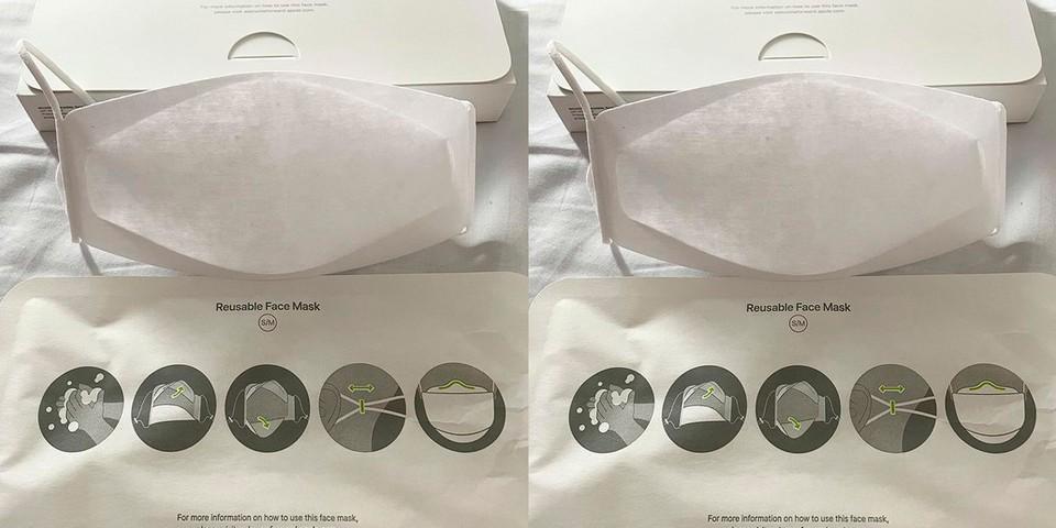 Masker Buatan Apple Terlihat Begitu Solid, Begini Bocoran dari Hiroshi Fujiwara