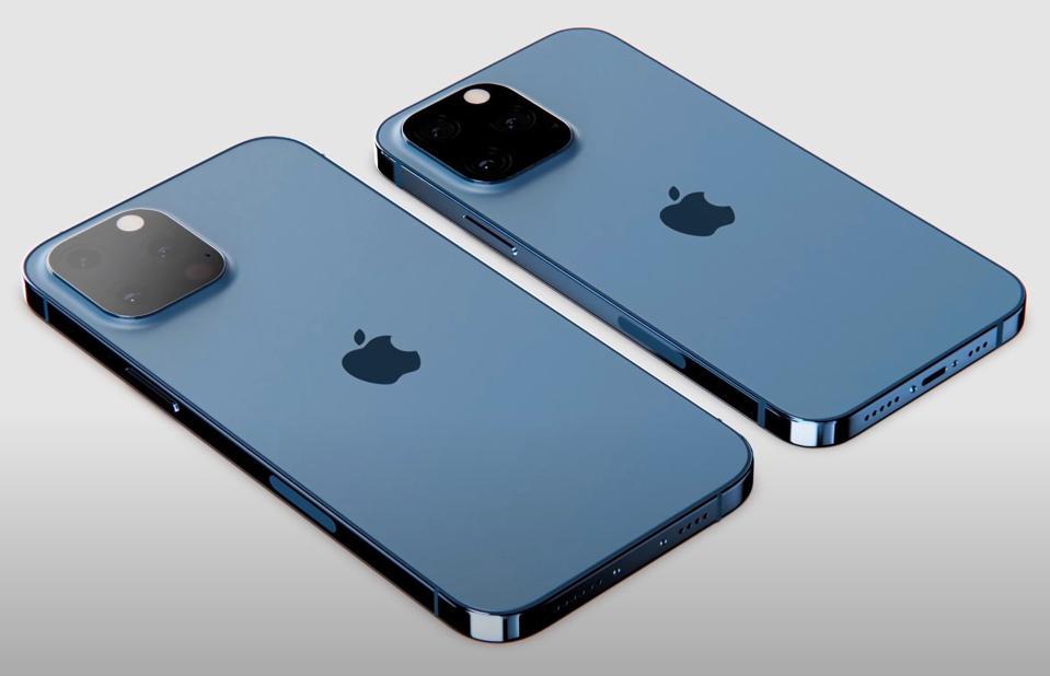 iPhone 13 render