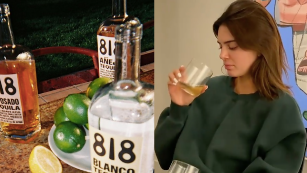 Tequilla by Kendall Jenner