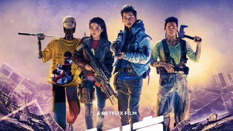 Space Sweepers, Guardian of The Galaxy Versi Korea yang Wajib Lo Tonton! (No Spoiler)