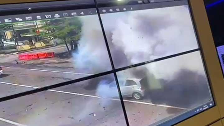 Bom Gereja Katedral Makassar Dipastikan Makan Korban Jiwa, Tuai Kecaman dari PBNU