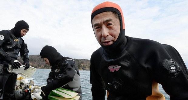 Tsunami Jepang Pisahkan Pasangan Ini, Sampai Sekarang Sang Suami Masih Mencari Istrinya