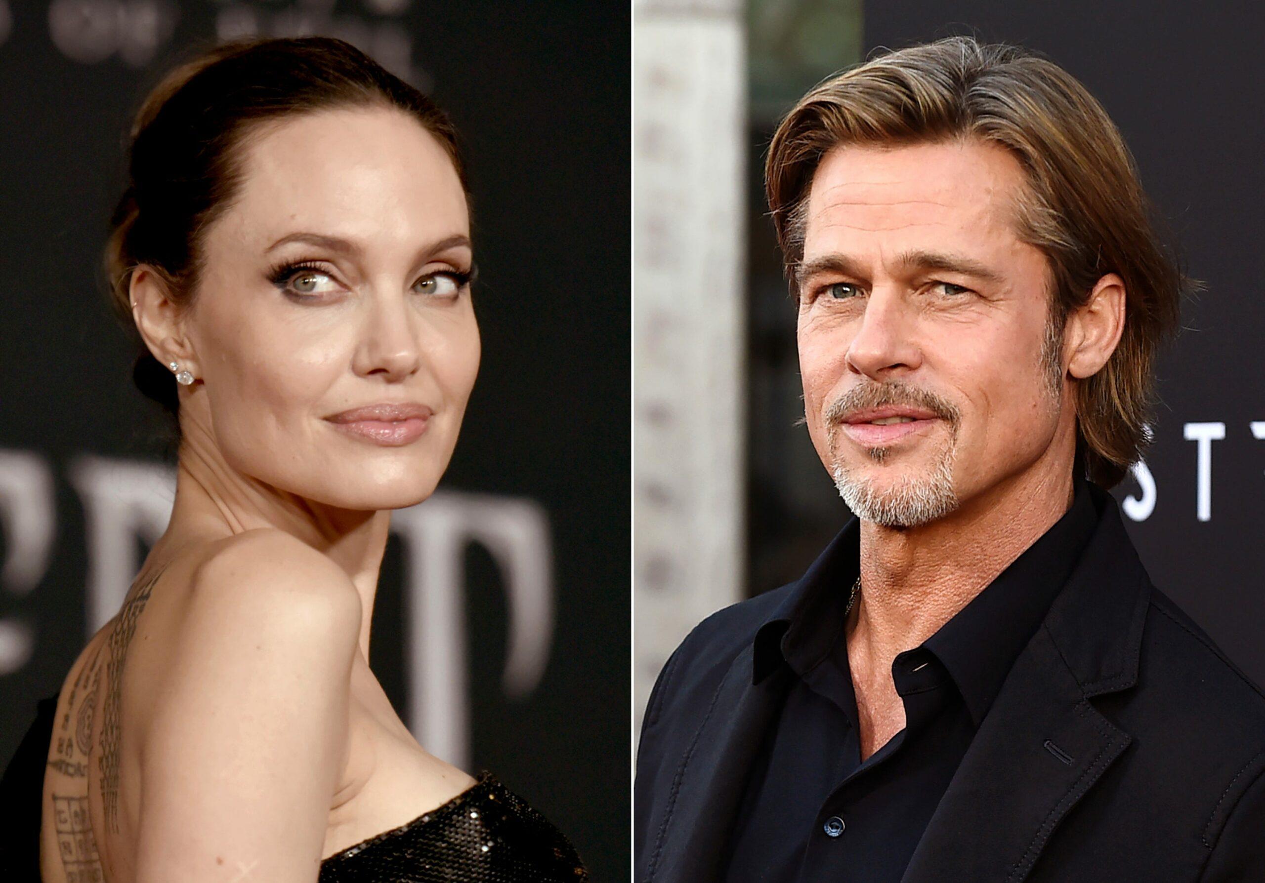 Angelina Jolie Jual Lukisan Dari Mantan, Laku 11.5 juta Dollar!