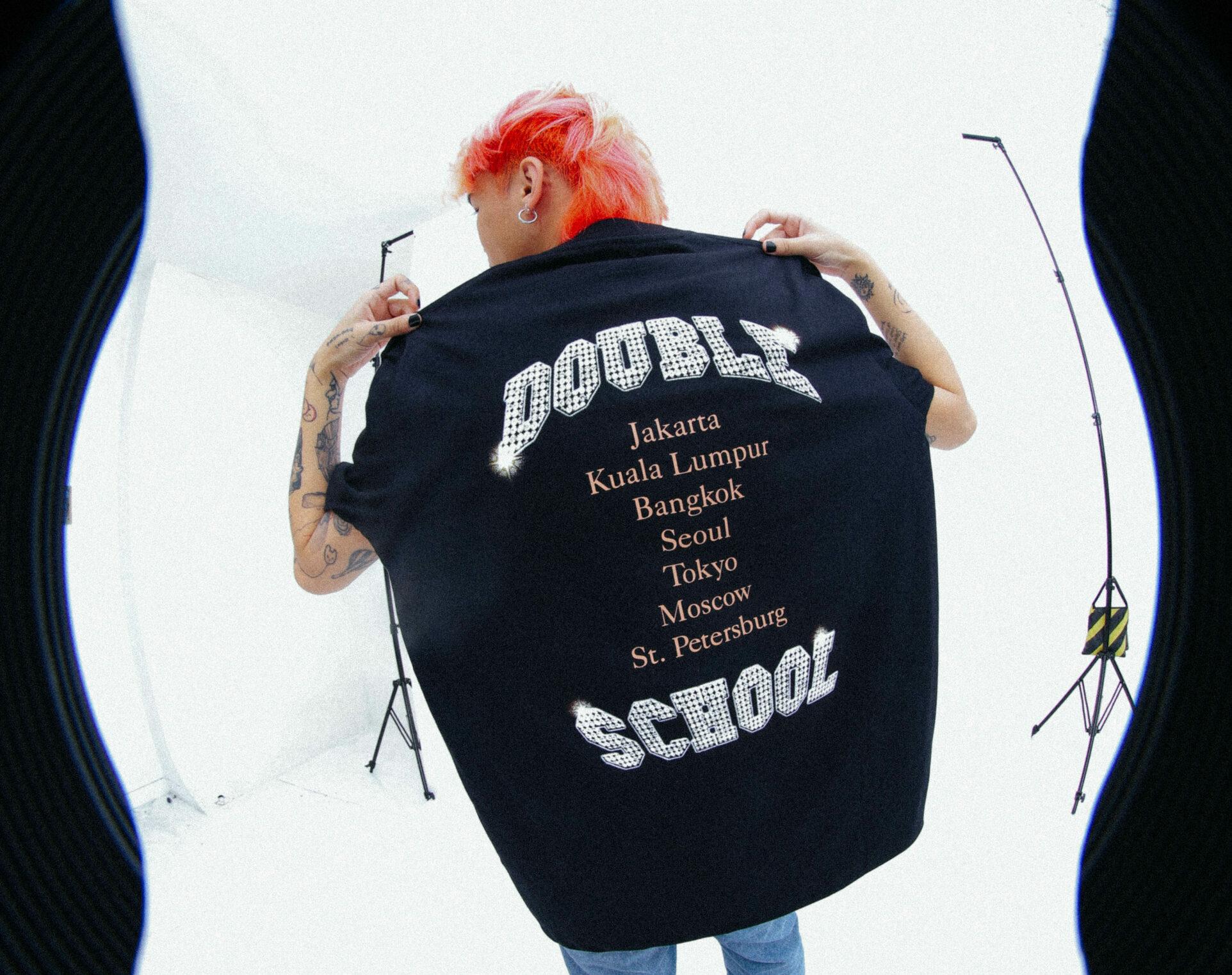 Doubleschool Rayakan Kultur Musik Hip-Hop Lewat Koleksi Terbaru
