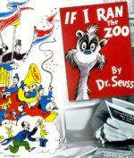 Dr Seuss' books
