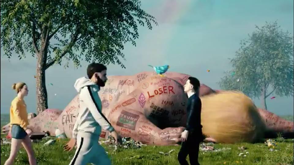 Video Klip Berdurasi 10 Detik Laku 94,3 Miliar, Kok Bisa?